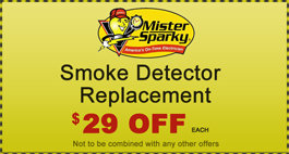 Smoke Detector Replacement